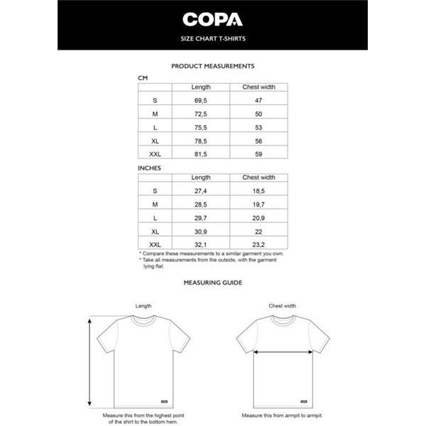 T-shirt Basic COPA | Black