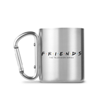 Friends: Logo (Tazza In Metallo)