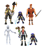 Action Figure Kingdom Hearts 3 Select S.2  Set (3)