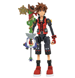 Action Figure Kingdom Hearts 3 Valor Toy Story Sora