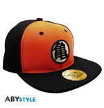 Dragon Ball - Black & Orange Kame (Cappellino)
