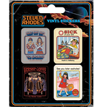 Steven Rhodes: Collection (Vinyl Stickers Pack)