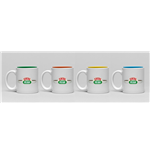 Friends: Central Perk (Set Tazzine Espresso)