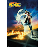 Back To The Future: Key Art (Poster Maxi 61x91,5 Cm)