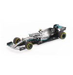 MERCEDES AMG W10 EQ POWER VALTTERI BOTTAS WINNER USA GP 2019