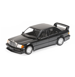 MERCEDES BENZ 190E 2.5-16 EVO 1 BLUE-BLACK METALLIC