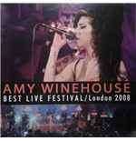 Vinile Amy Winehouse - Best Live Festival London 2008