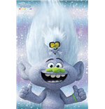 Trolls World Tour (Guy Diamond And Tiny) Maxi Poster