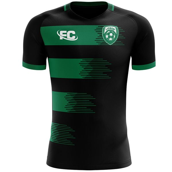 T-shirt Sporting Lisbona 2018/19 Away