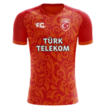 T-shirt Galatasaray 2018/19 Home