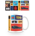 Back To The Future: Collection -Mug- (Tazza)