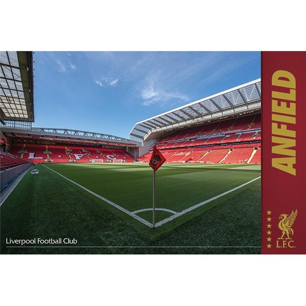 Liverpool Fc (Anfield) Maxi Poster