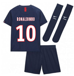 Kit da calcio per bambino Paris Saint-Germain 2019/20 Home