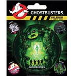 Ghostbusters: Ghosts And Ghouls (Stickers)