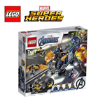 Lego 76143 - Super Heroes - Marvel - Avengers Truck Take-Down