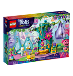Lego 41255 - Trolls - Big Flower Pop Village Celebration