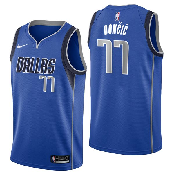 Maglia Dallas Mavericks Classic Edition Swingman