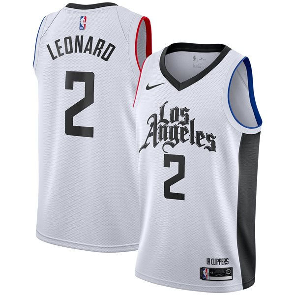 Maglia Los Angeles Clippers Classic Edition Swingman