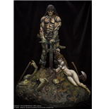 Statua Conan The Barbarian 1/4 Statue