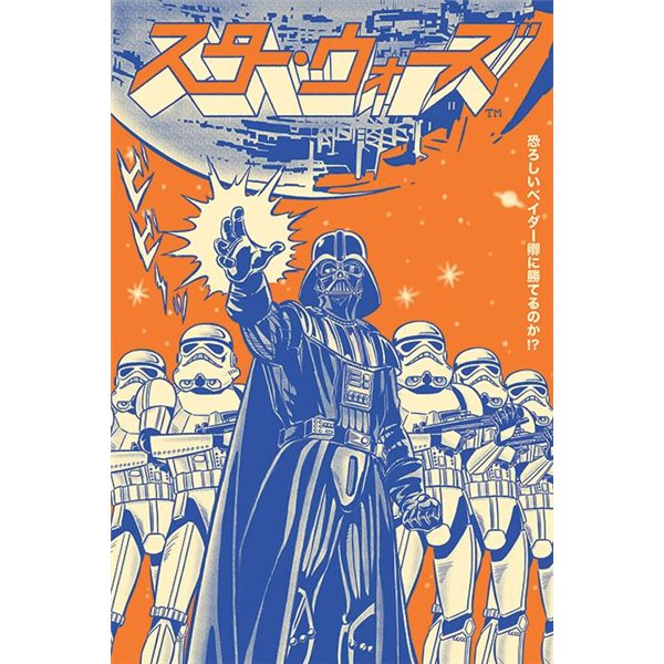 Star Wars (Vader International) Maxi Poster