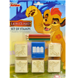 Multiprint 5946 - Blister 5 Timbri - Lion Guard