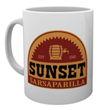 Fallout: New Vegas - Sunset Sasparilla (Tazza)
