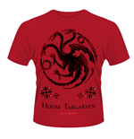 T-shirt Game Of Thrones HOUSE OF TARGARYEN