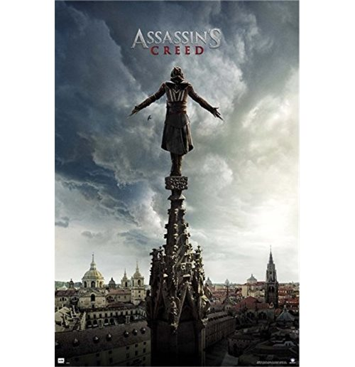 Assassins Creed 3 (Maxi Poster 61x91,50 Cm)