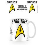 Tazza Mug Star Trek MG22672