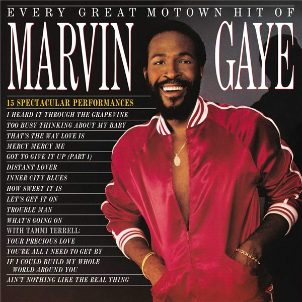 Vinile Marvin Gaye - Every Great Motown Hit Of Marvin Ga