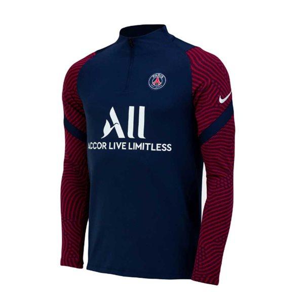 Felpa Paris Saint-Germain 2020/21 (Blu Marino)
