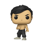 Mortal Kombat: Funko Pop! Games - Liu Kang (Vinyl Figure 535)