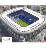 Real Madrid Estadio (Mini Poster 40x50 cm)