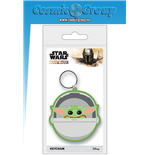 Portachiavi Sw The Mandalorian The Child Keyring