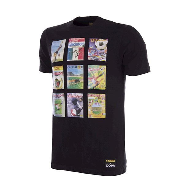 T-shirt Panini Calciatori Covers