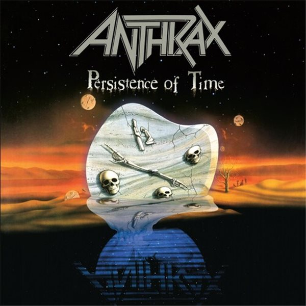 Vinile Anthrax - Persistence Of Time (30Th Anniversary Edition) (4 Lp)