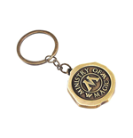 Harry Potter: Ministry Of Magic Metal Keyring (Portachiavi)