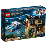Lego 75968 - Harry Potter - Privet Drive N. 4
