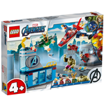 Marvel: Lego 76152 - Super Heroes - Avengers Wrath Of Loki