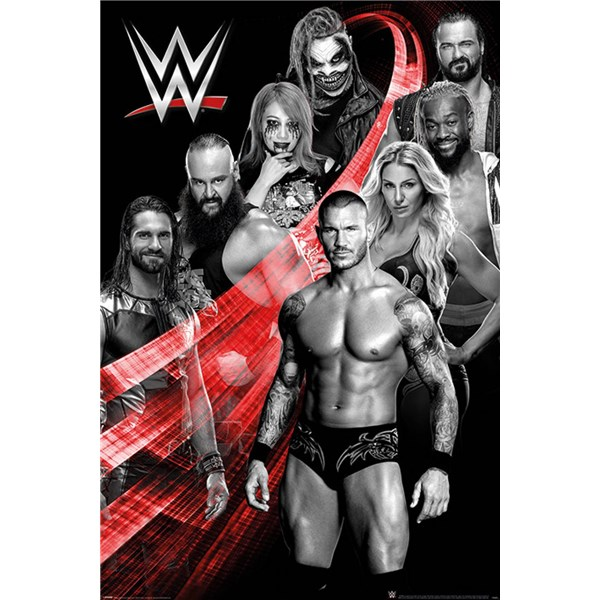 Poster WWE