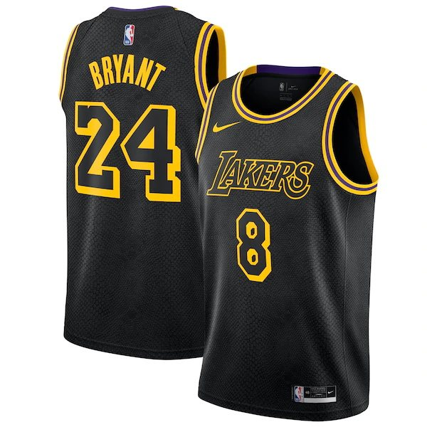 Maglia Los Angeles Lakers Classic Edition Swingman