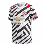Maglia Manchester United 2020/21 Third