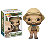 Jumanji: Funko Pop! Movies - Professor Shelly Oberon (Vinyl Figure 495)