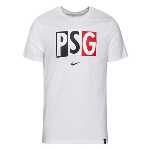 T-shirt Paris Saint-Germain 2020/21 (Bianco)