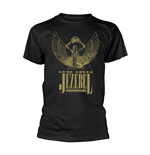 T-shirt Gene Loves Jezebel LOGO