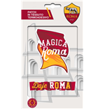 Imagicom Patchrom02 - As Roma Iron On Patch In Textile Graphic