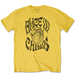 T-shirt Alice in Chains unisex