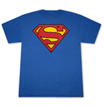T-shirt SUPERMAN Classic Shield Logo