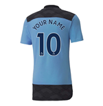 T-shirt Manchester City 2020/21 personalizzabile