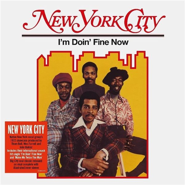 Vinile New York City - I'M Doing Fine Now